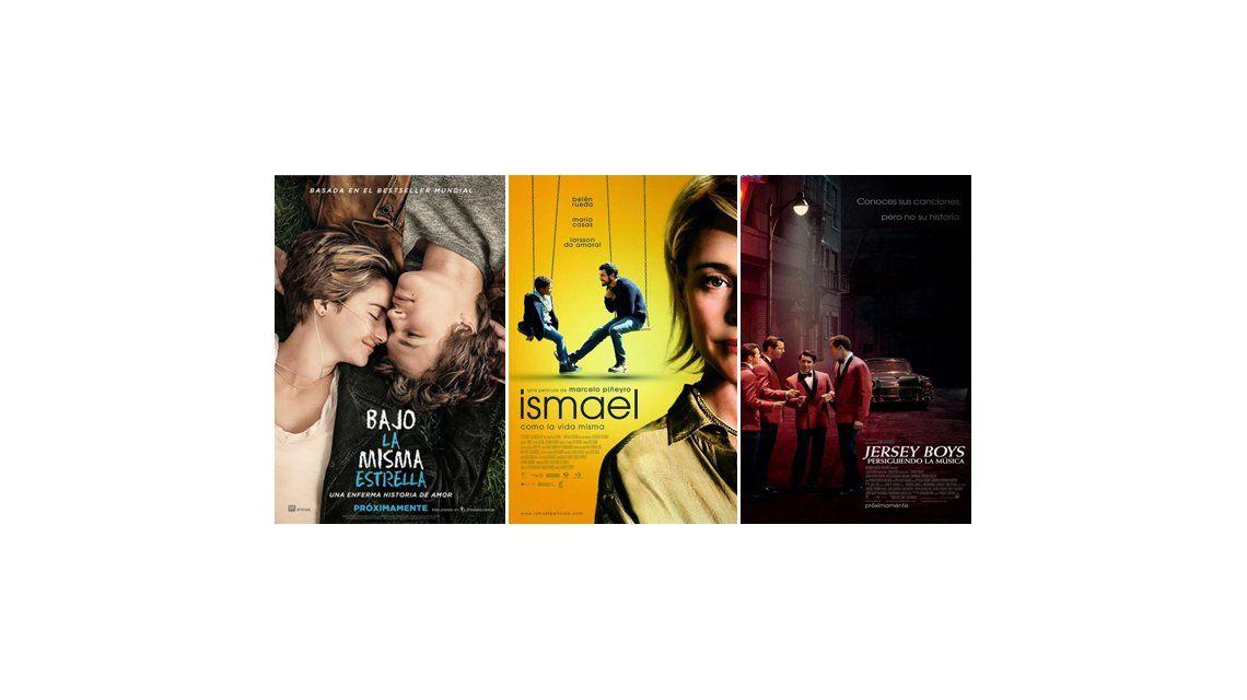 Enterate de todos los estrenos de esta semana