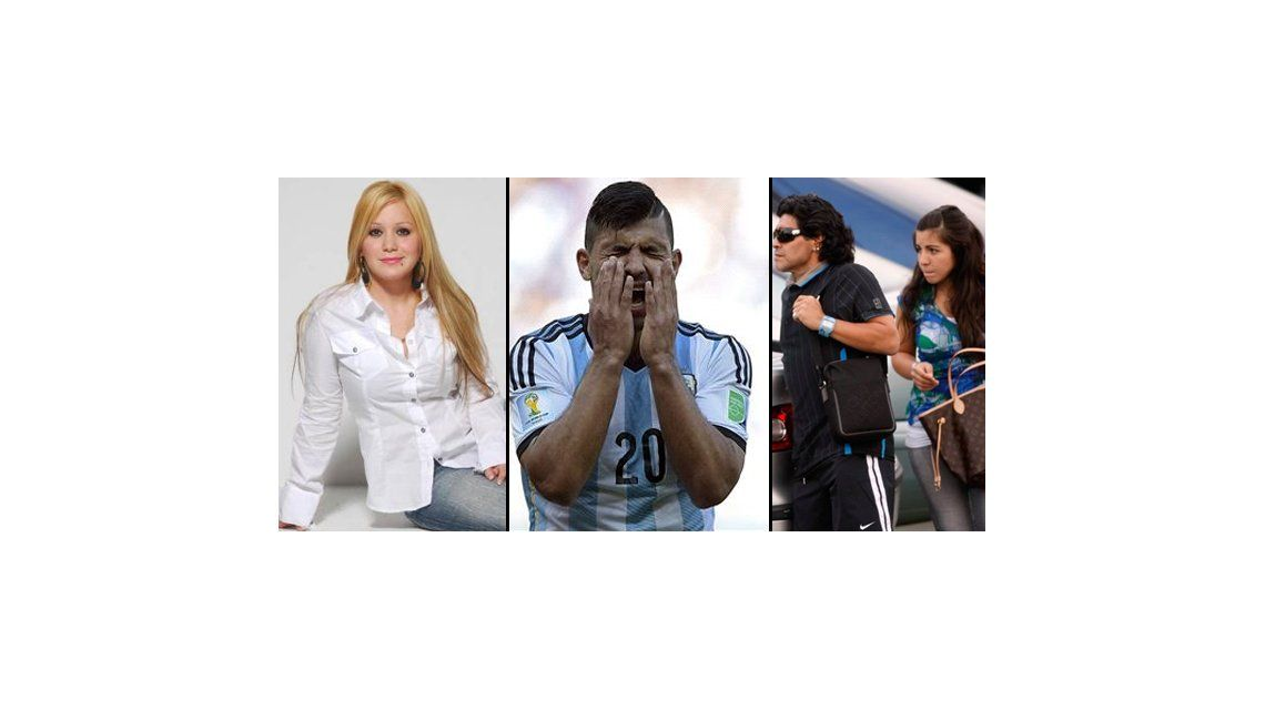 ¿Los problemas personales afectan el rendimiento del Kun Agüero en la Selección?
