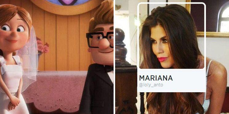 Loly Antoniale volvió a ser Mariana en Twitter: indirectas de casamiento