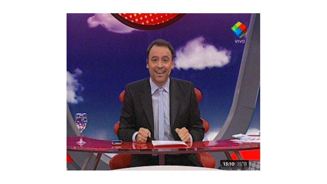 Sin Jorge Rial al frente, Adrián Pallares condujo Intrusos