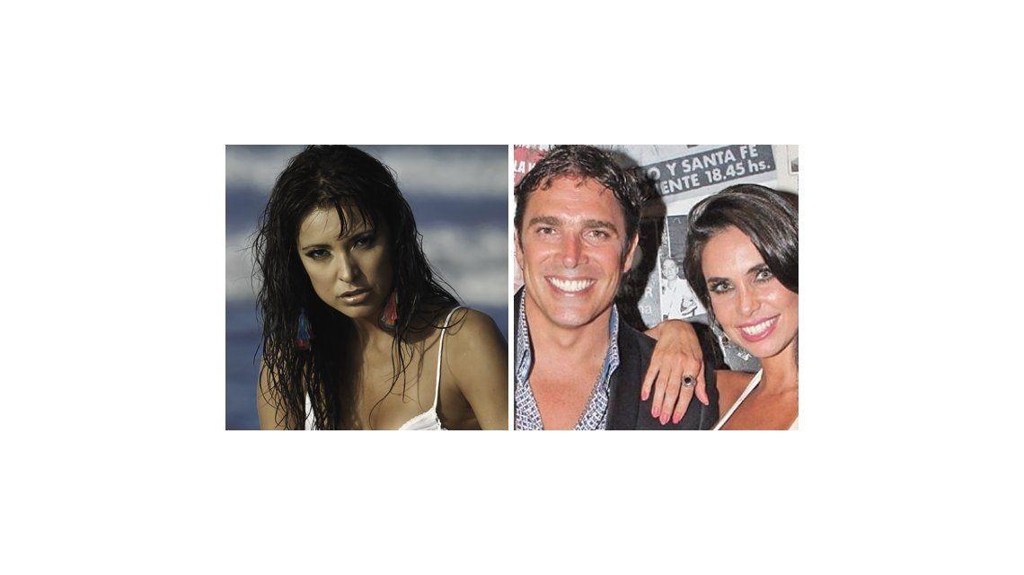 Andrea Estévez se mete entre Matías Alé y Sabrina Ravelli