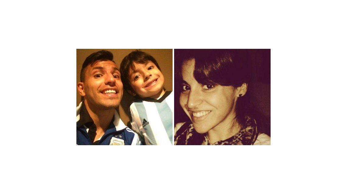 El Kun Agüero denunció judicialmente a Gianinna Maradona: su hijo, la víctima