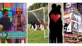 Los conejos del Mundial; rubia tiene novio y dos argentinas van a Broadway