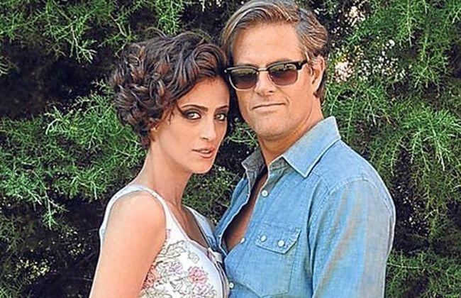 Mónica Antonópulos y Mike Amigorena, juntos en el nuevo videoclip de Leo García