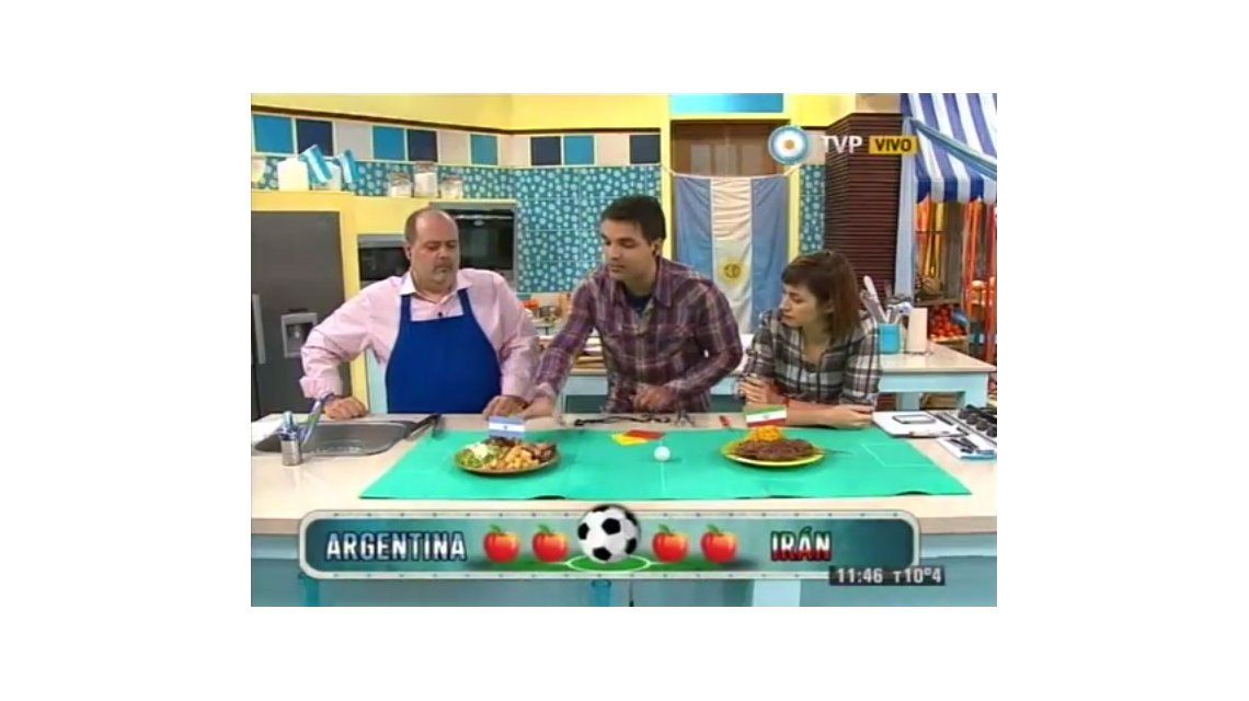 Cocineros argentinos y su mundial gastronómico