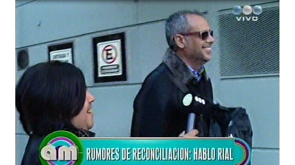 Rial habló de su acercamiento a Loly Antoniale: No me voy a Brasil con ella