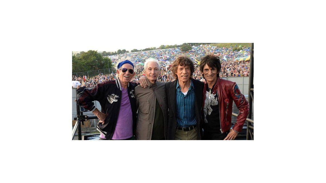 Los Rolling Stones vuelven a la Argentina en febrero