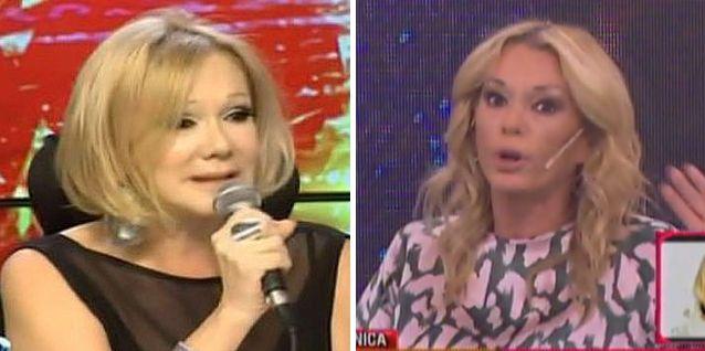 La feroz pelea de Soledad Silveyra y Yanina Latorre; una se enojó y la otra ironizó: Uy, cómo tiemblo