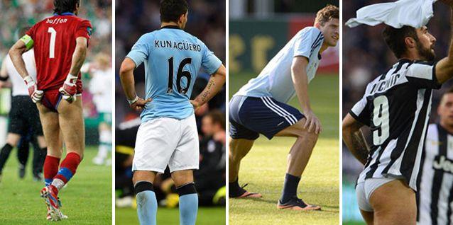Palabra de expertas: el Kun Agüero, la mejor cola argentina de los futbolistas del Mundial