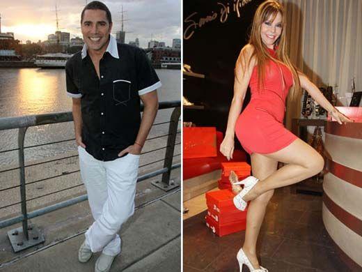 Las amenazas tuiteras de Matías Alé a Graciela Alfano: Voy a decir la verdad, fueron muchos años juntos