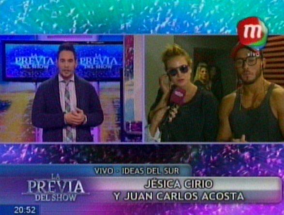 Jésica Cirio ya tiene fecha de casamiento con Insaurralde y no será con un vestido tradicional