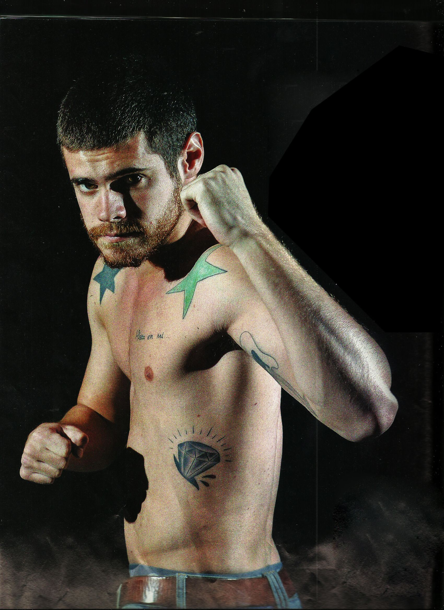 Gastón Soffritti se sincera: Yo no soy Nicolás Cabré