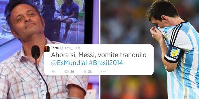 La guerra feroz entre Tartu y Messi: la familia del jugador odia al periodista