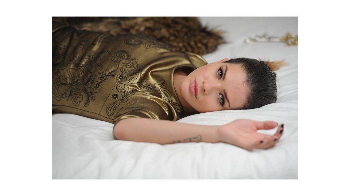 La China Suárez enamorada de Bisbal en una nueva producción de fotos