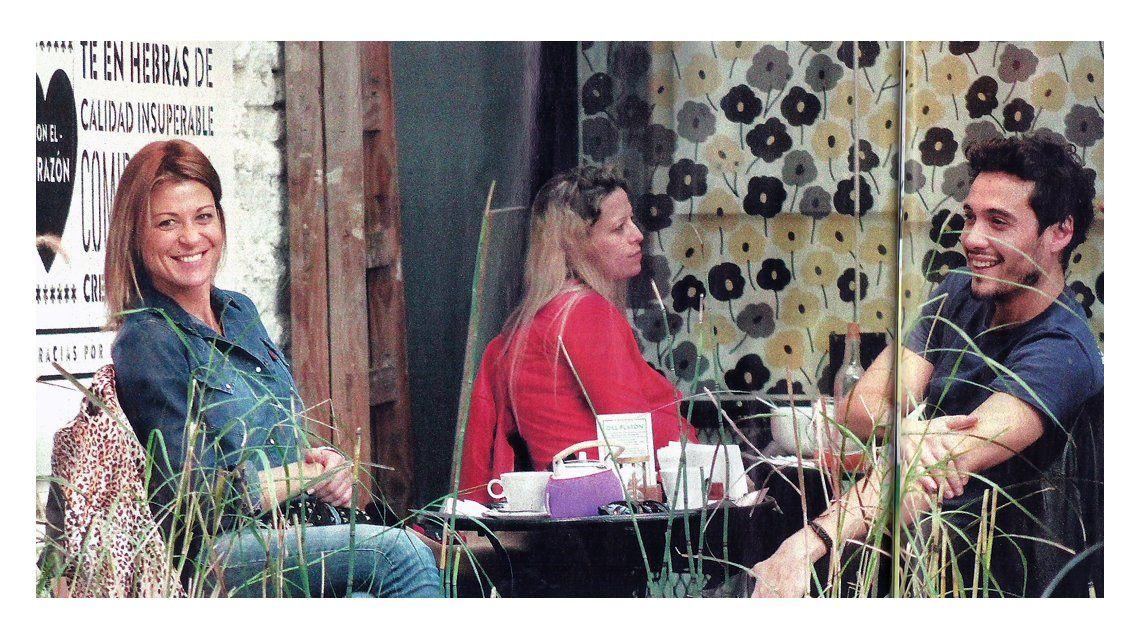 ¿Un amor empieza?; un amor termina y una escena de celos feroz en un restaurante