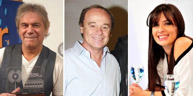 Beto Casella se enfrentó al petiso Pablo Codevilla por Edith Hermida
