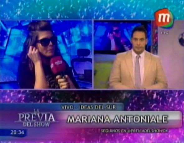 Loly Antoniale bailó en Showmatch: Ya me tocó perdonar antes