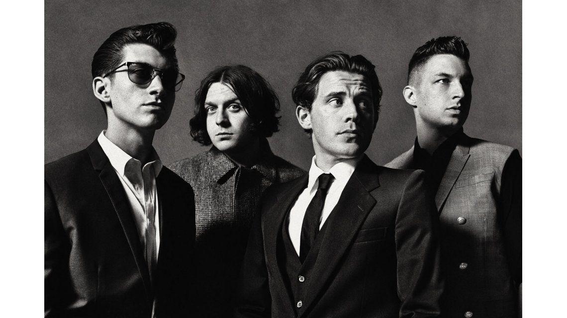 Arctic Monkeys vuelve a la Argentina para tocar en el Personal Fest