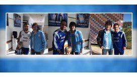 La visita de Ciro a la Selección y la anécdota de su hijo con Messi