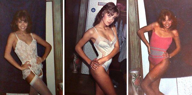 Los humildes comienzos de Pamela Anderson como una sensual morocha