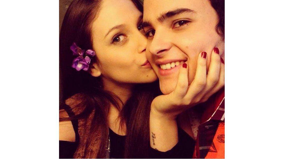 Augusto Schuster, feliz con la hija de Nazarena: Barbie es hermosa, estoy muy enamorado