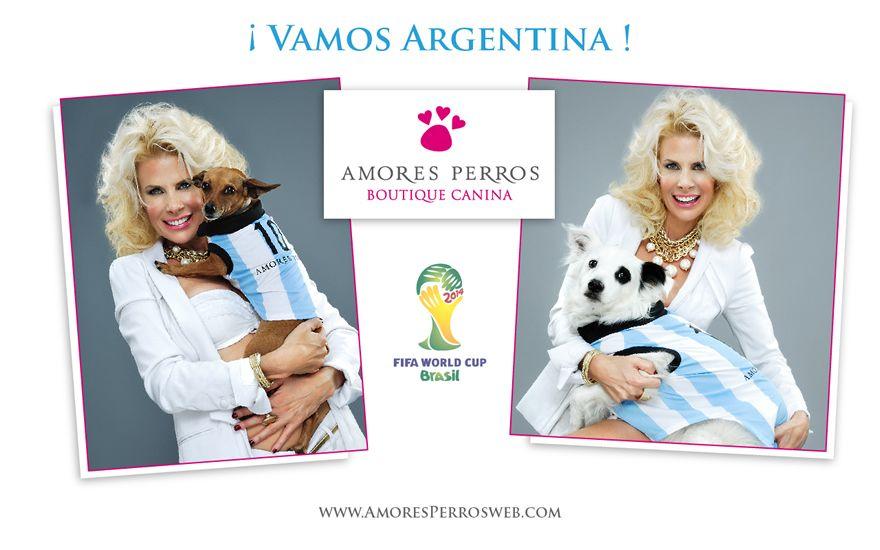 Amores perros: la moda canina llega a la Avenida Alvear