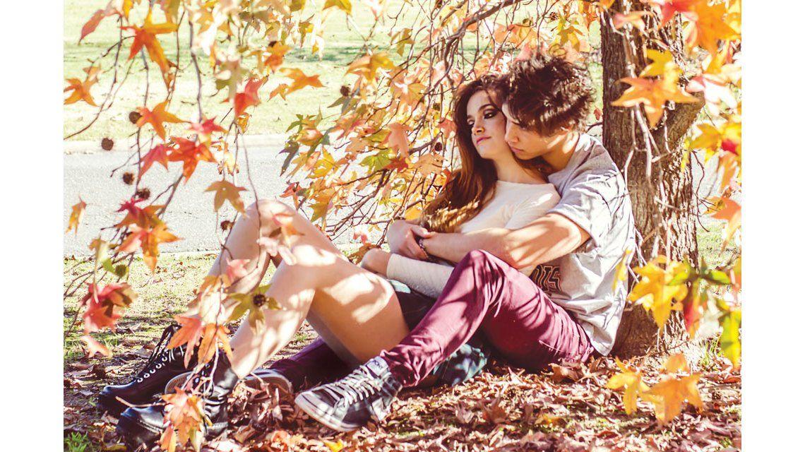 Se confirmó el romance entre Oriana Sabatini y Julián Serrano: la fotos