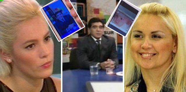 En medio del escándalo con Rocío, Verónica Ojeda confirmó que el hijo que perdió era de Maradona
