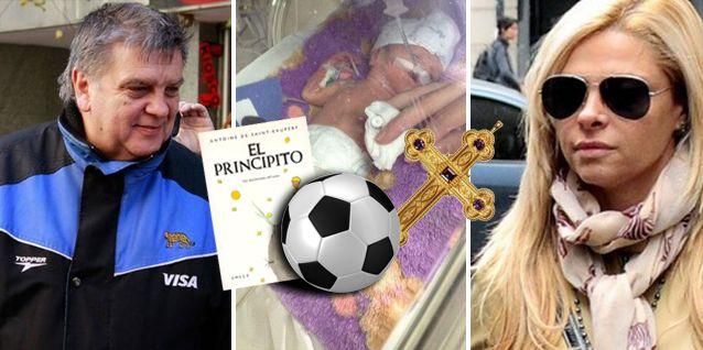 Los regalos que Luis Ventura le llevó a su hijo Antonio en Córdoba