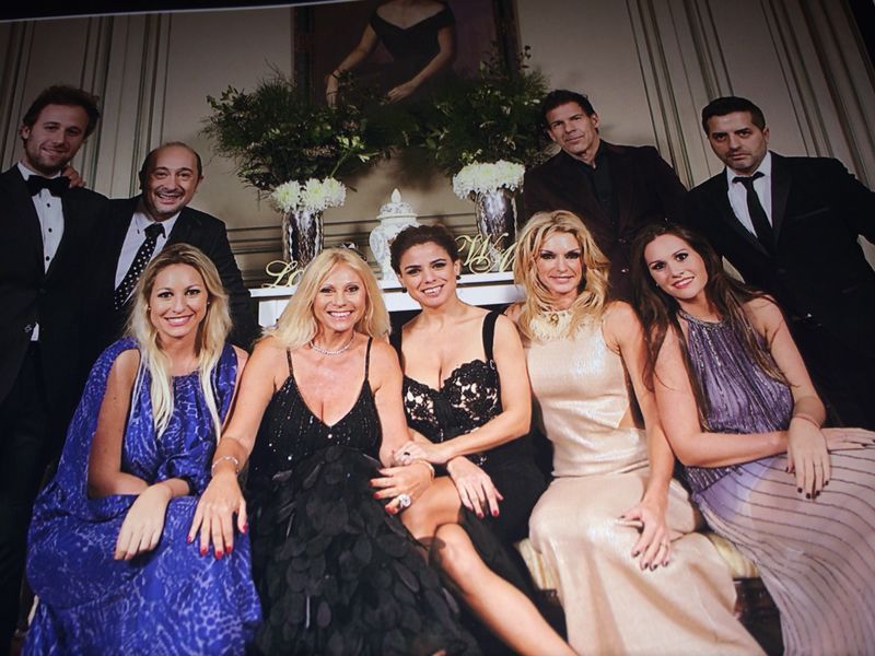 Marina Calabró y Ana Rosenfeld revelaron detalles sobre la boda de Wanda y Mauro
