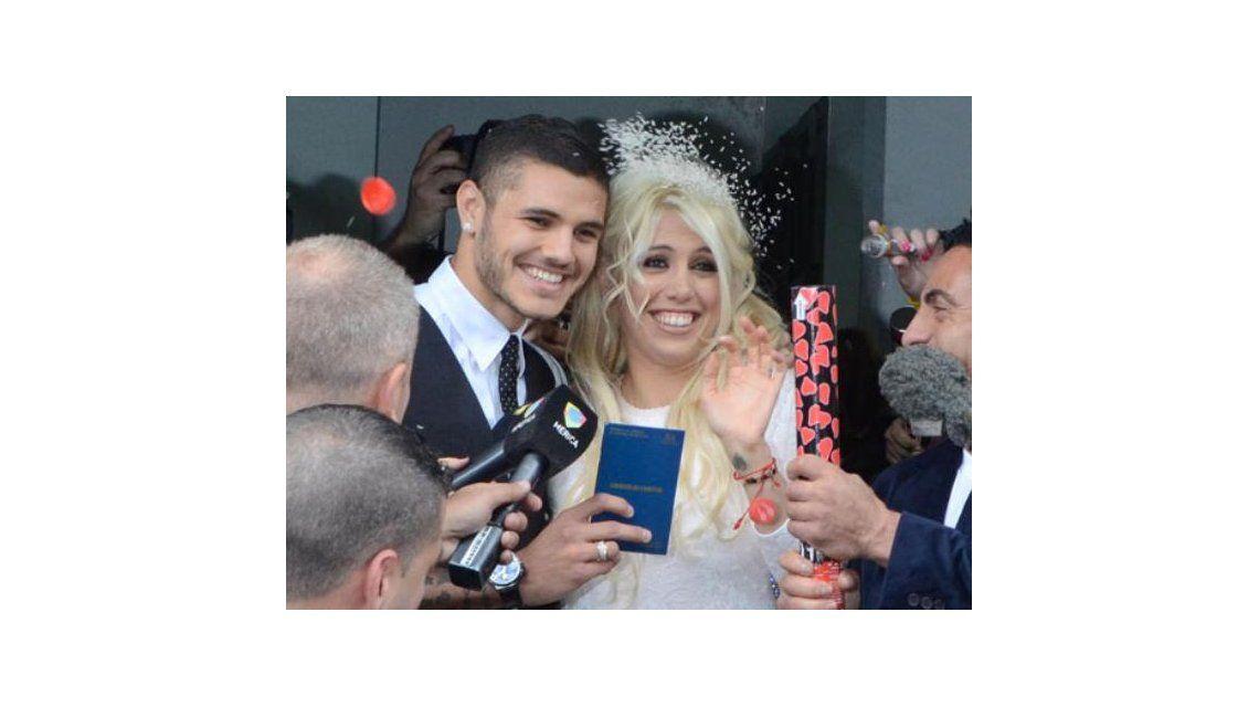 Todo lo que hay que saber de la boda de Wanda Nara y Mauro Icardi