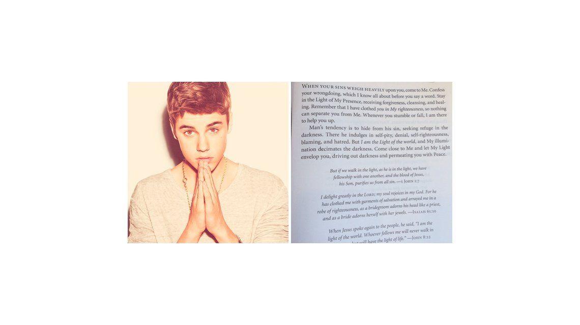 Después del video racista, Justin Bieber citó la Biblia para pedir perdón