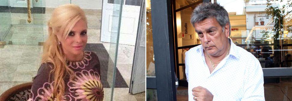 El ADN a Luis Ventura por el hijo de Fabiana Liuzzi: resultado positivo
