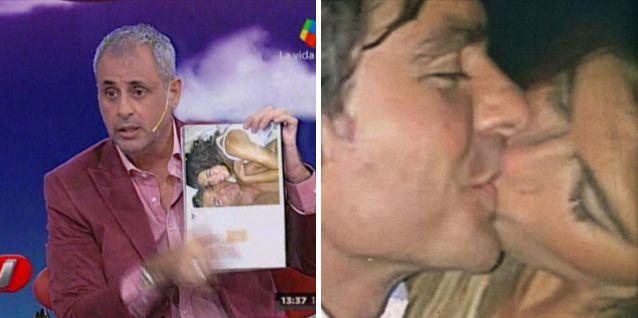 Jorge Rial sobre las fotos de Loly Antoniale con otro hombre: Estoy seguro que nunca me engañó
