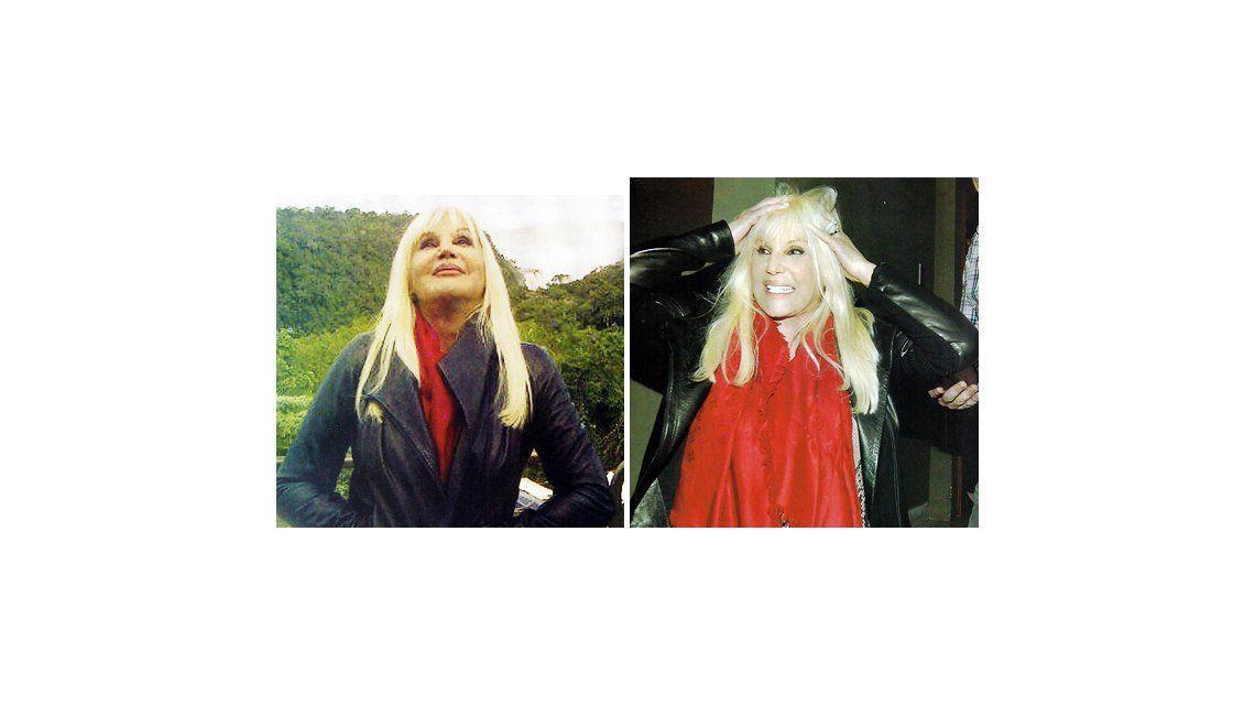 Susana asistió a un evento en Misiones y al cumple de Marley con la misma ropa