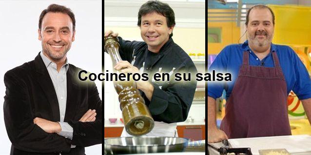 Cocineros en su salsa