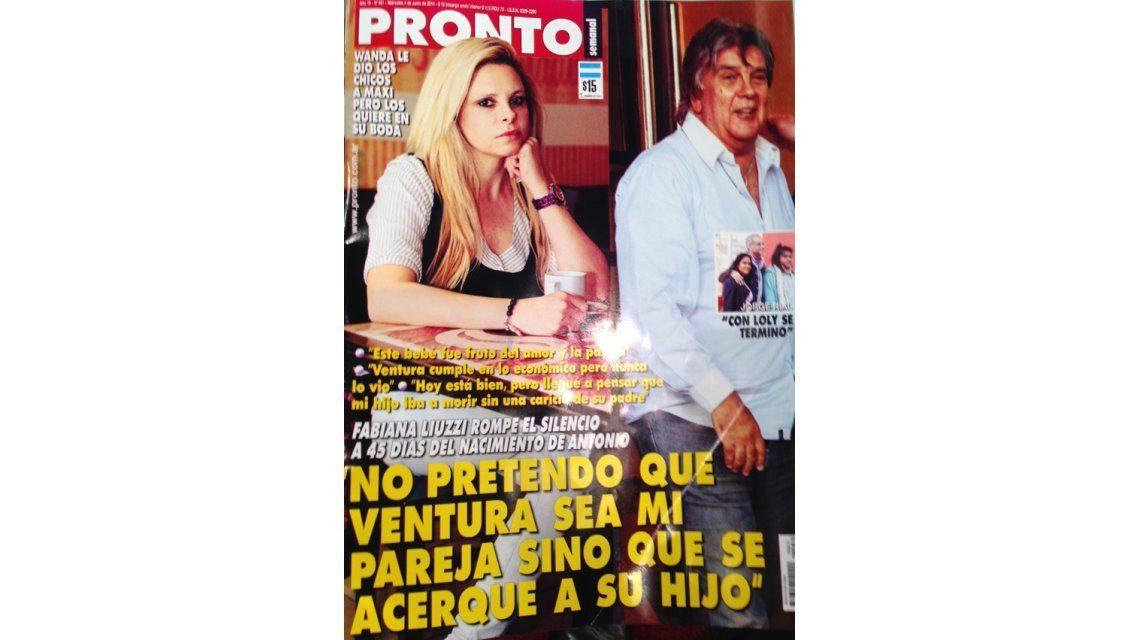 Tapas de revistas: Jorge Rial y Luis Ventura, los protagonistas de la semana