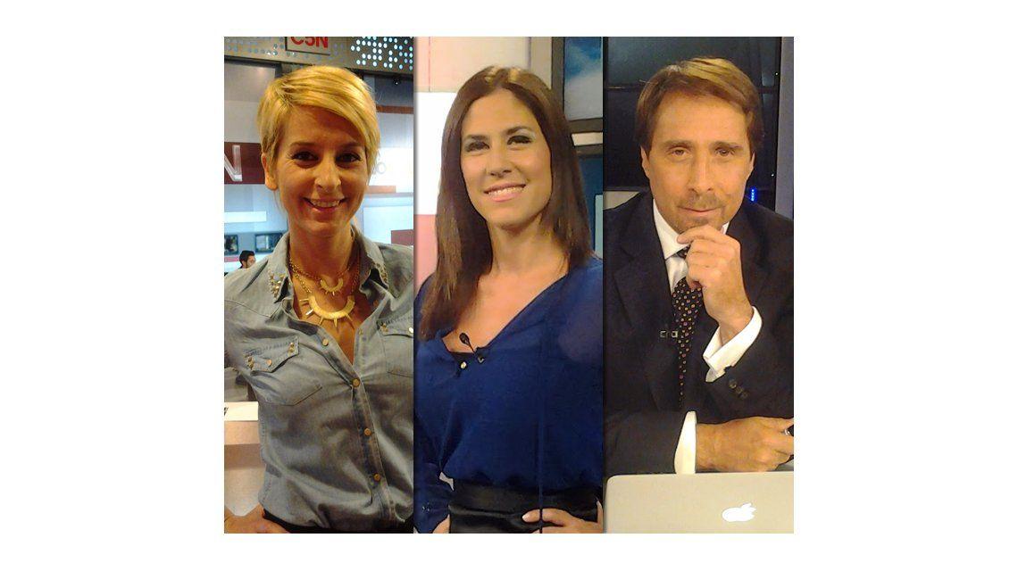 Bien temprano, Mañanas Argentinas y El Diario lideran el rating de las noticias