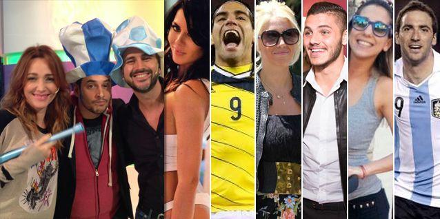 ¿Cinthia Fernández separada?; Jelinek y Falcao; Higuaín sin piernas y Wanda hot