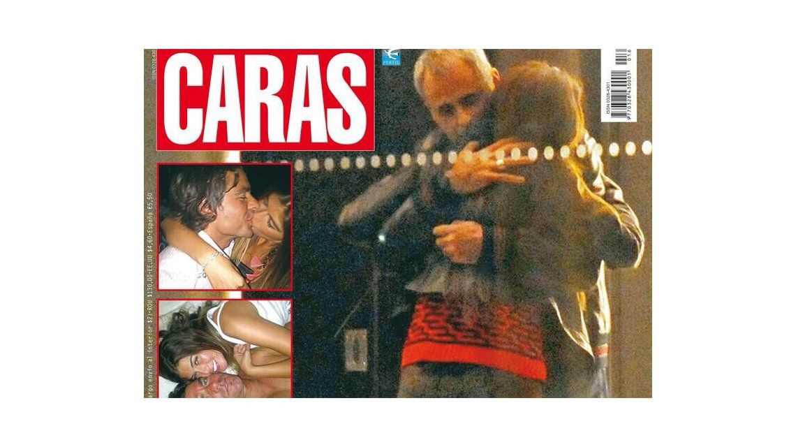 La tapa del escándalo: Loly Antoniale en una cama con otro hombre