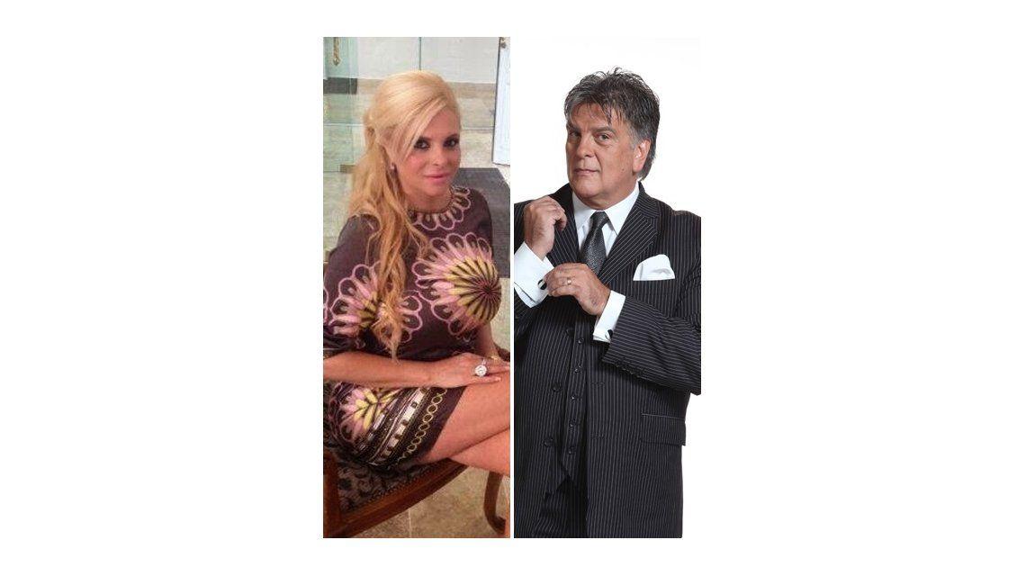 Fabiana Liuzzi sobre Luis Ventura: Él me dijo que no tiene dudas que es su hijo
