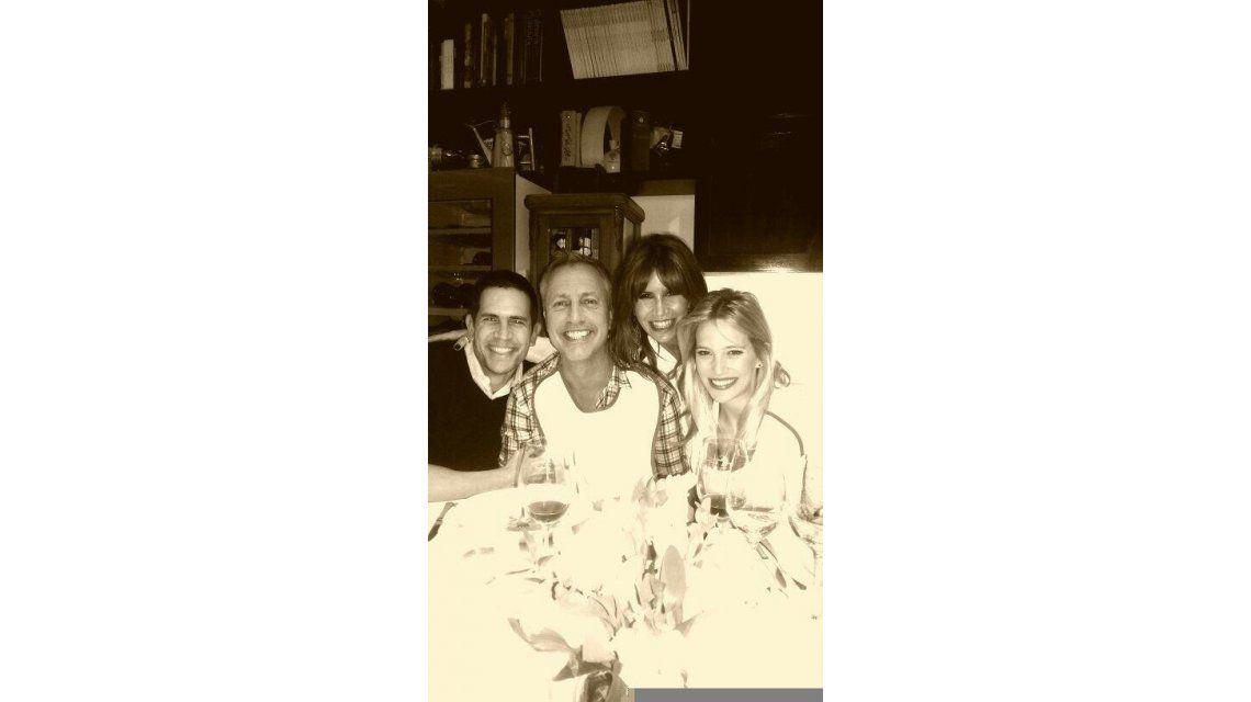 El cumpleaños de Marley reunió desde Susana a Pinti pasando por Flor Peña
