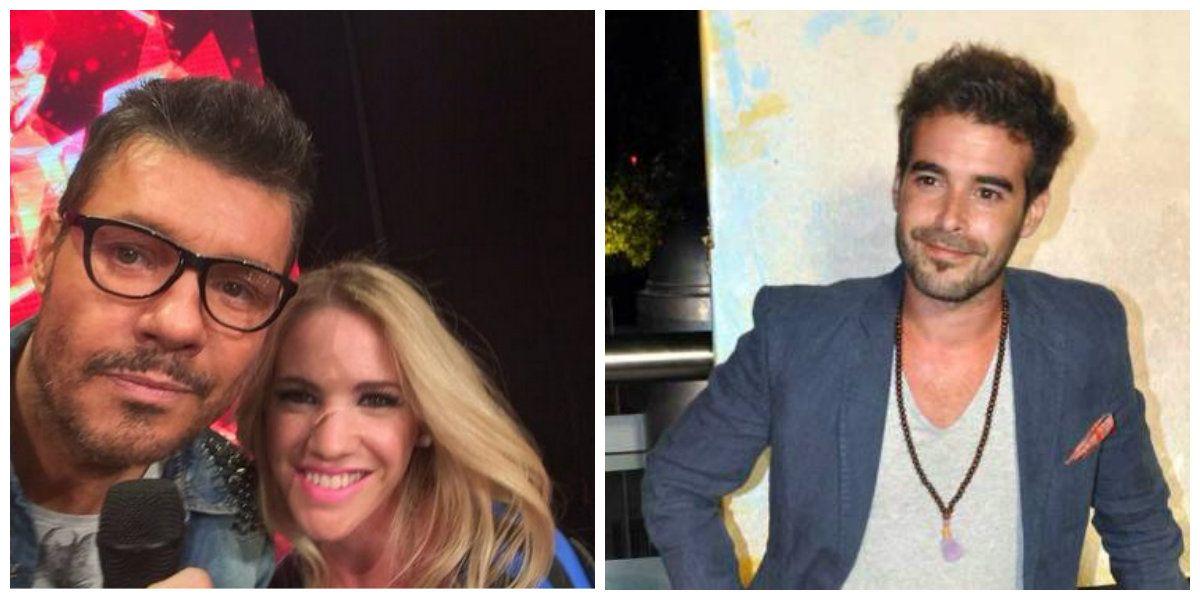 Tinelli deschavó a la bailarina de su staff que sale con Nicolás Cabré