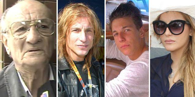 Falleció Hugo Caniggia: padre de Claudio y abuelo de Charlotte y Alexander