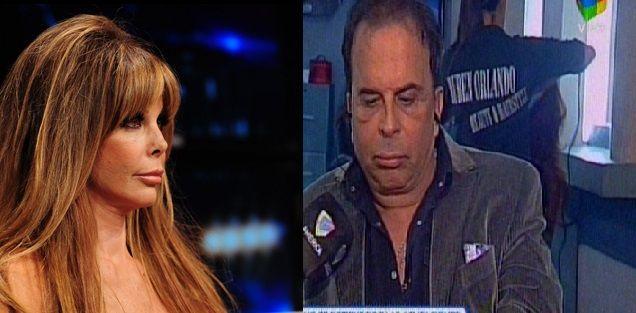 El feroz cruce de Graciela Alfano y Rubén Orlando: Nunca fui su novia