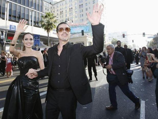 Confirmado: Brad Pitt y Angelina Jolie se casaron este fin de semana en Francia