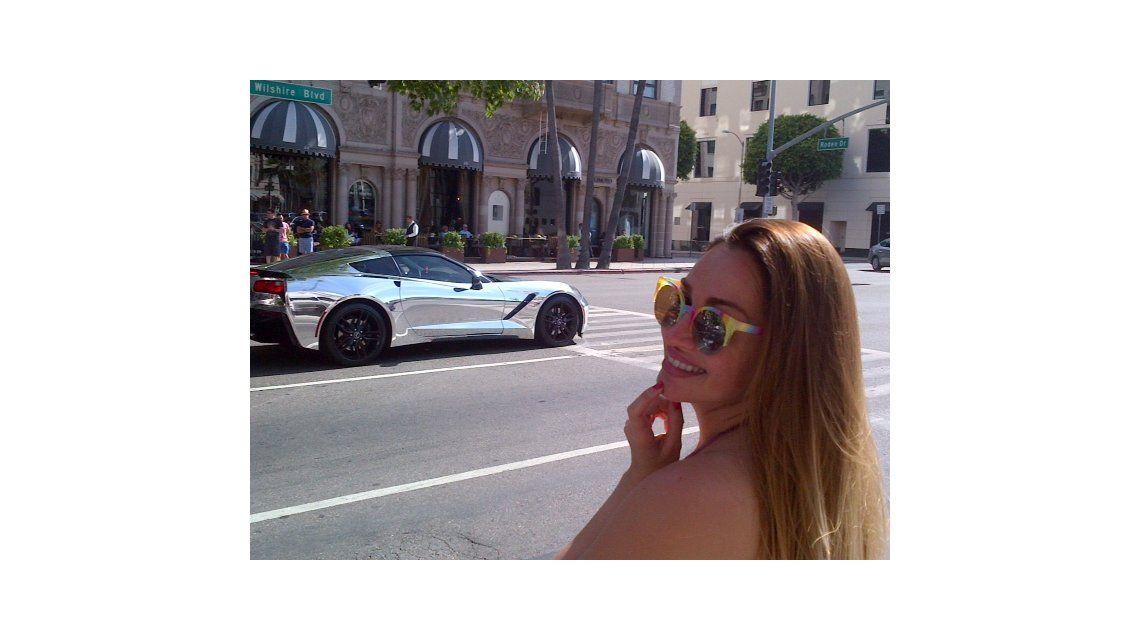 Belén Francese y Esteban Farfán se casaron en Los Ángeles: Fue divertido, como lo soñé