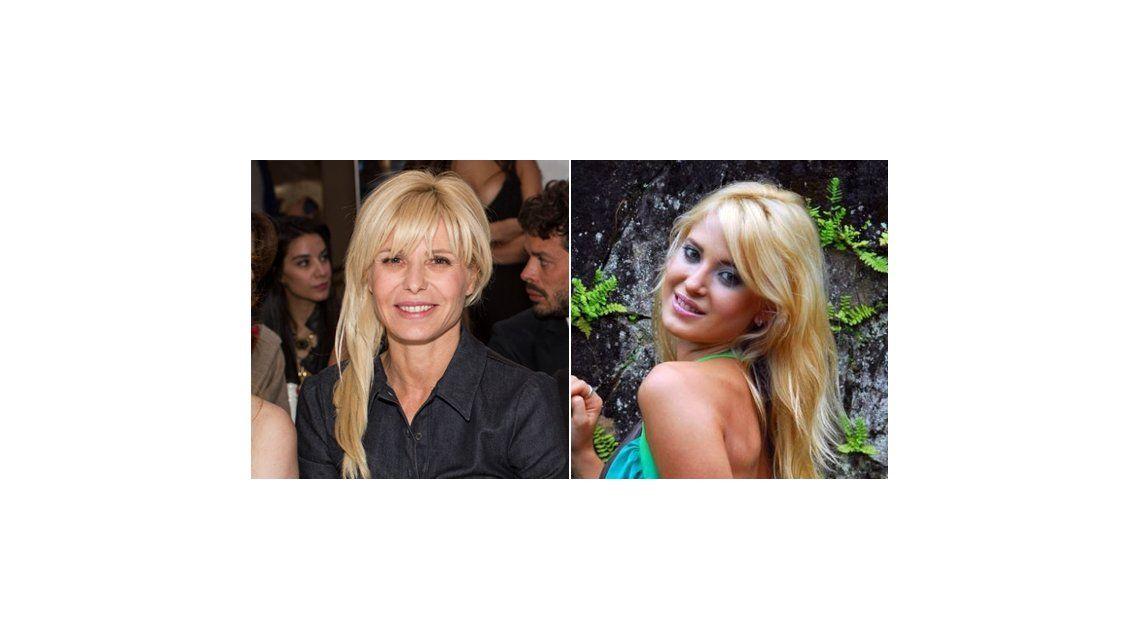 Karina Rabolini bromeó cuando la compararon con Jésica Cirio