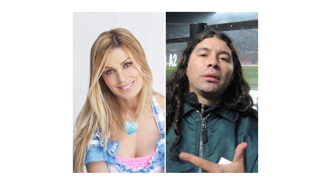 Pablo Lescano le pidió disculpas a Panam luego de acusarla por discriminación