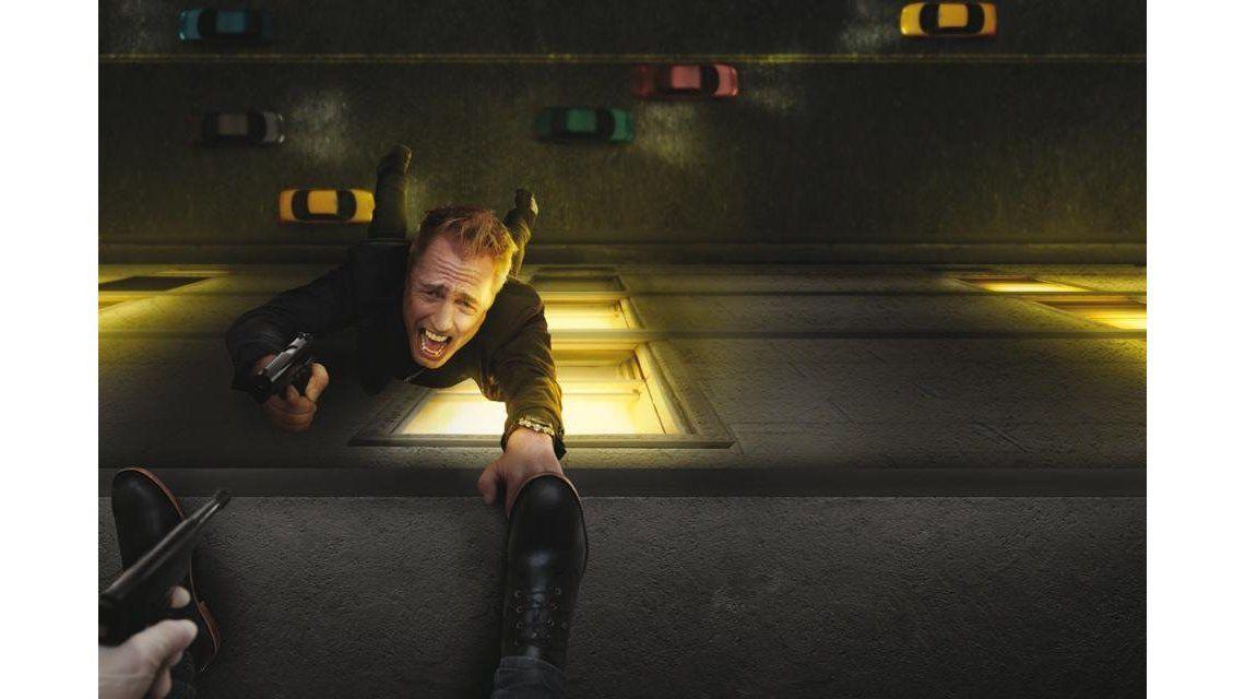 Marley juega a ser doble de riesgo y se imagina como Jack Bauer en 24